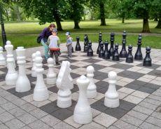 Zdjęcie dla Szamotuły Park Zamkowy szachy