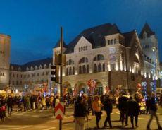 Zdjęcie dla Obchody 11 listopada, 100 lecia Odzyskania Niepodległości imieniny ul. Św. Marcin Poznań